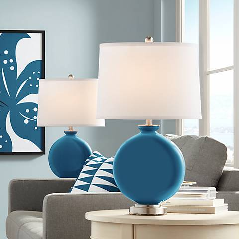 Bosporus Carrie Table Lamp Set of 2
