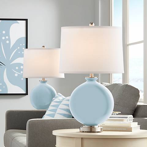 Vast Sky Carrie Table Lamp Set of 2
