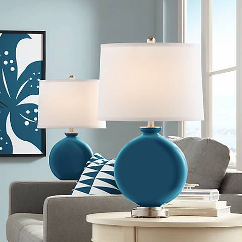 Oceanside Carrie Table Lamp Set of 2