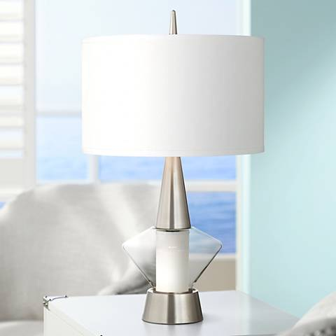 Debbie Night Light Table Lamp