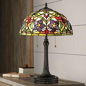 Black Quoizel Table Lamps Lamps Plus