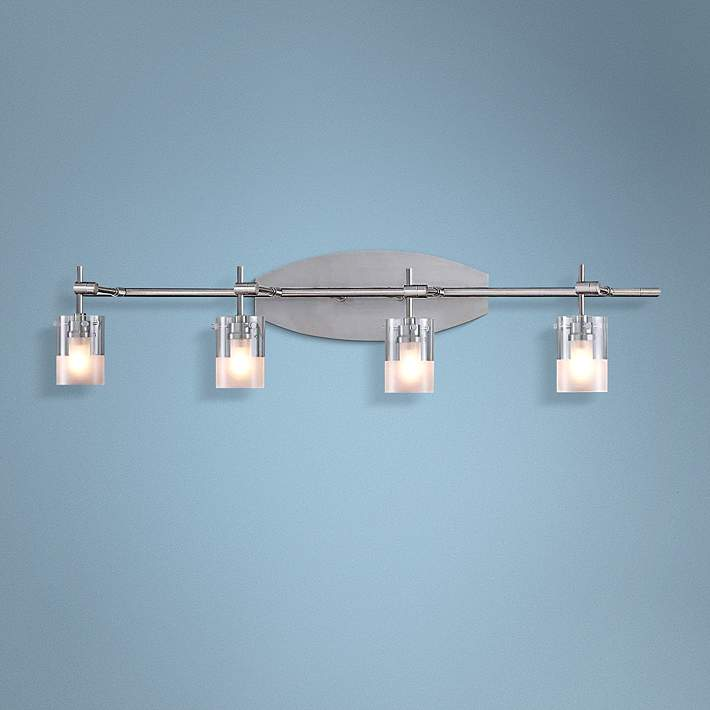 Adjule Four Light Bathroom Fixture