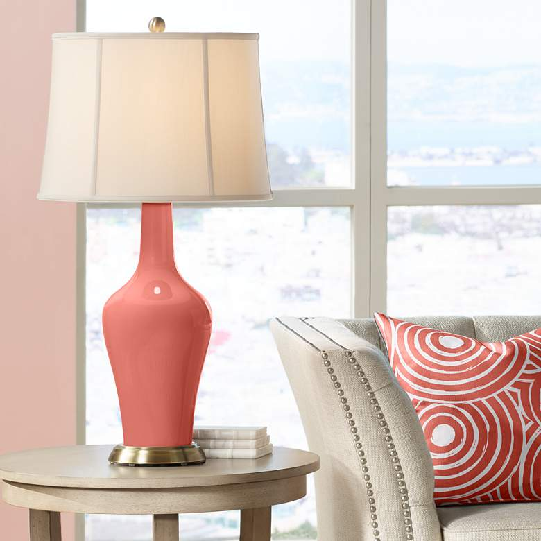 Coral Reef Anya Table Lamp