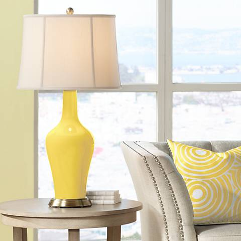 Lemon Zest Anya Table Lamp