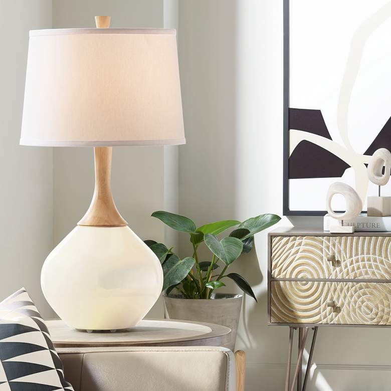 Steamed Milk Wexler Table Lamp