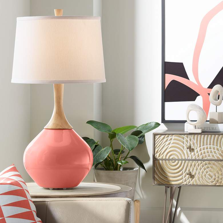 Coral Reef Wexler Table Lamp