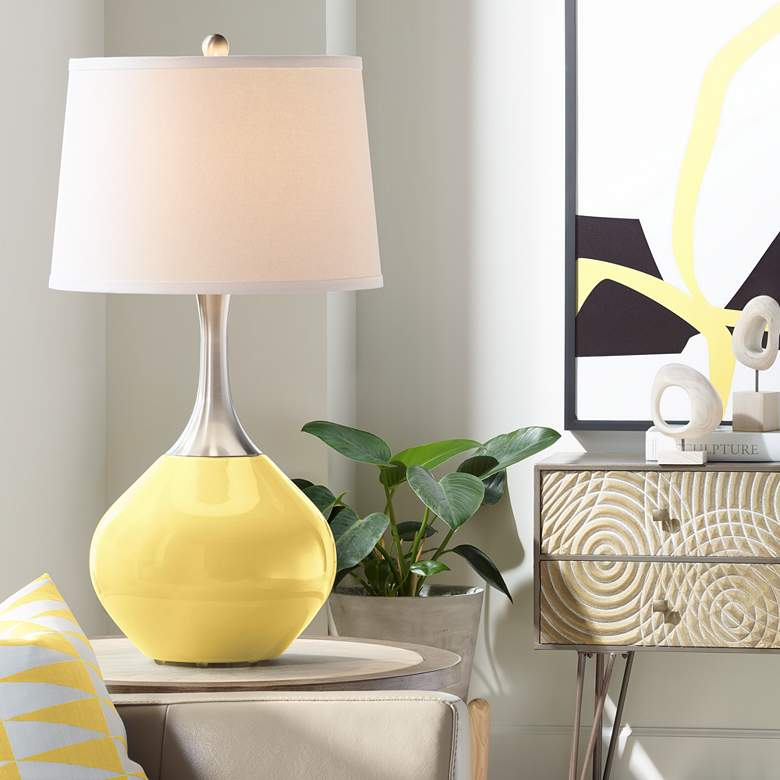 Daffodil Spencer Table Lamp