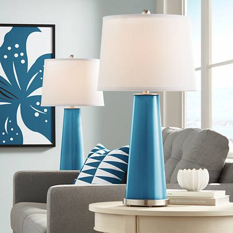 Bosporus Leo Table Lamp Set of 2