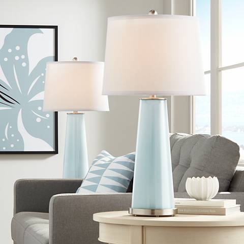 Rain Leo Table Lamp Set of 2