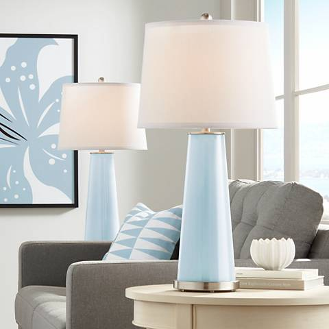 Vast Sky Leo Table Lamp Set of 2