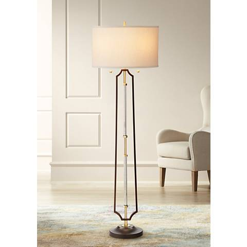 Hamilton 2-Light Floor Lamp