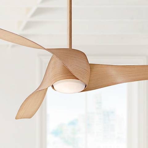 "58"" Artemis Maple LED Ceiling Fan"