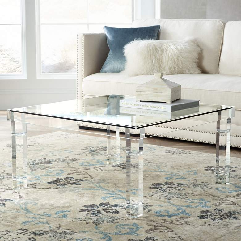 Acrylic Coffee Table 3