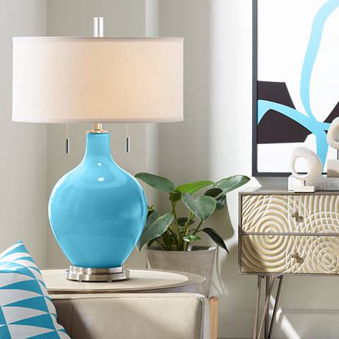 Jamaica Bay Toby Table Lamp