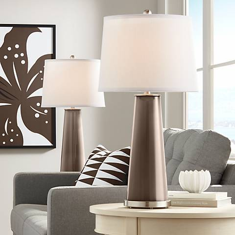 Carafe Leo Table Lamp Set of 2