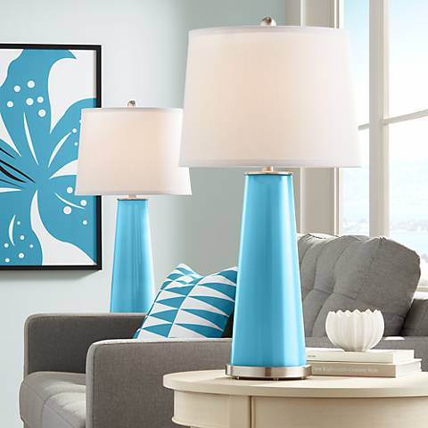 Jamaica Bay Leo Table Lamp Set of 2