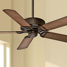 Casablanca ceiling fan without light kit ceiling fans lamps plus 54 casablanca panama dc cocoa energy star ceiling fan aloadofball Choice Image