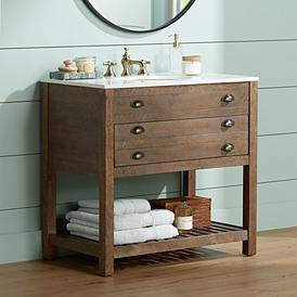 Bathroom Furniture Stylish Vanities Cabinets More Lamps Plus