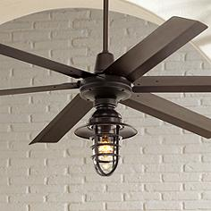 Arts and crafts mission ceiling fans lamps plus 60 turbina max marlowe bronze outdoor ceiling fan mozeypictures Choice Image