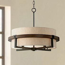 Wood Possini Euro Design Lighting Fixtures Lamps Plus