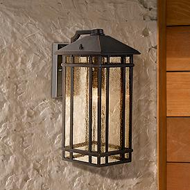 Wall Light Outdoor Lighting Lamps Plus