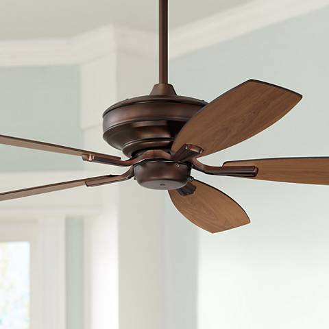 "52"" Pacific Beach Oil Brushed Bronze Ceiling Fan"