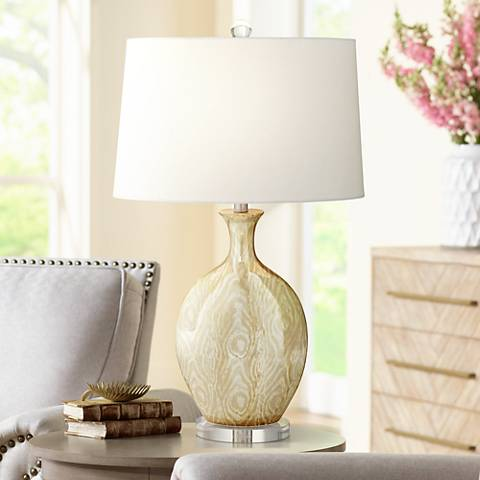 Possini Euro Steward Ceramic Table Lamp