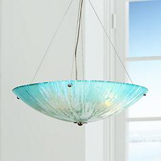 Blue contemporary chandeliers lamps plus private events 21 aloadofball Images