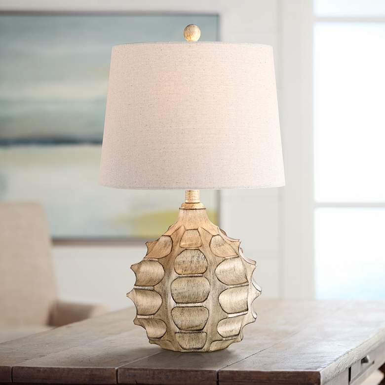Johan Sculpted Accent Table Lamp