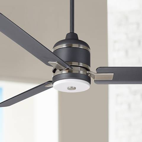 "54"" Emerson Ideal Graphite LED Ceiling Fan"