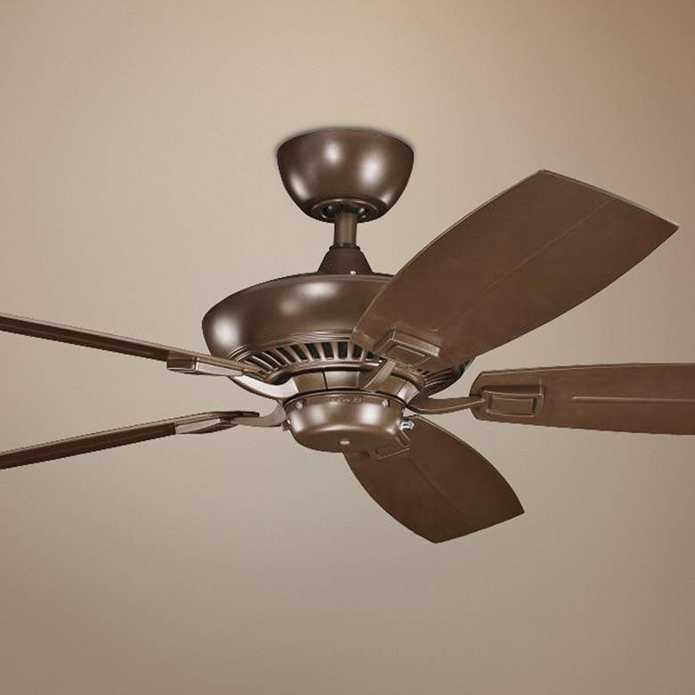 "52"" Kichler Canfield Climates™ Outdoor Ceiling Fan"