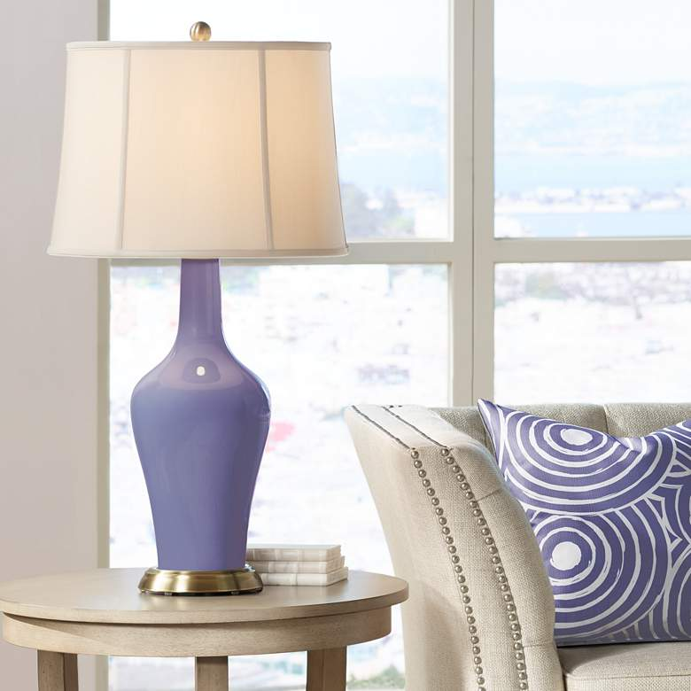Purple Haze Anya Table Lamp