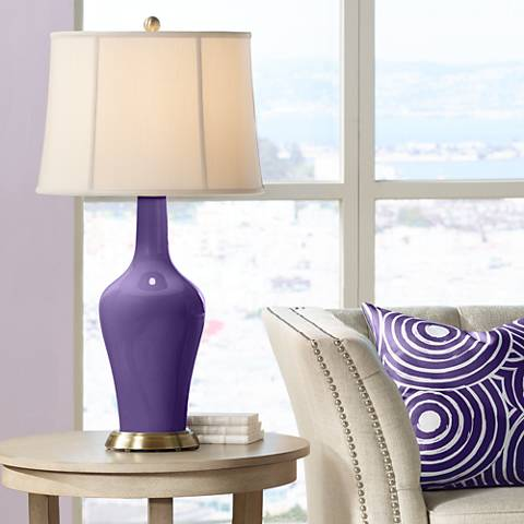 Izmir Purple Anya Table Lamp