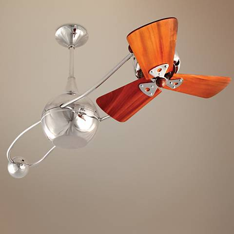 "40"" Brisa 2000 Chrome Ceiling Fan"