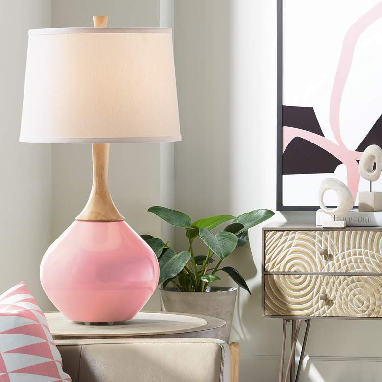 Haute Pink Wexler Table Lamp