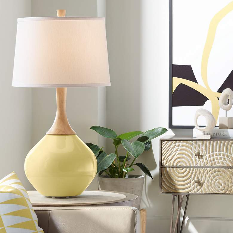 Butter Up Wexler Table Lamp