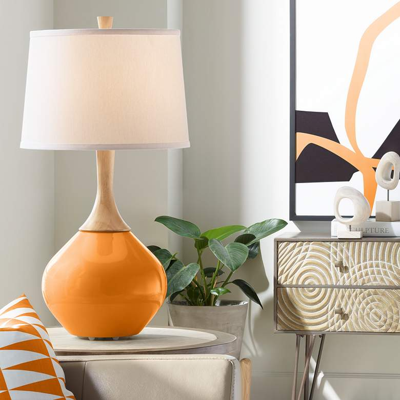 Cinnamon Spice Wexler Table Lamp