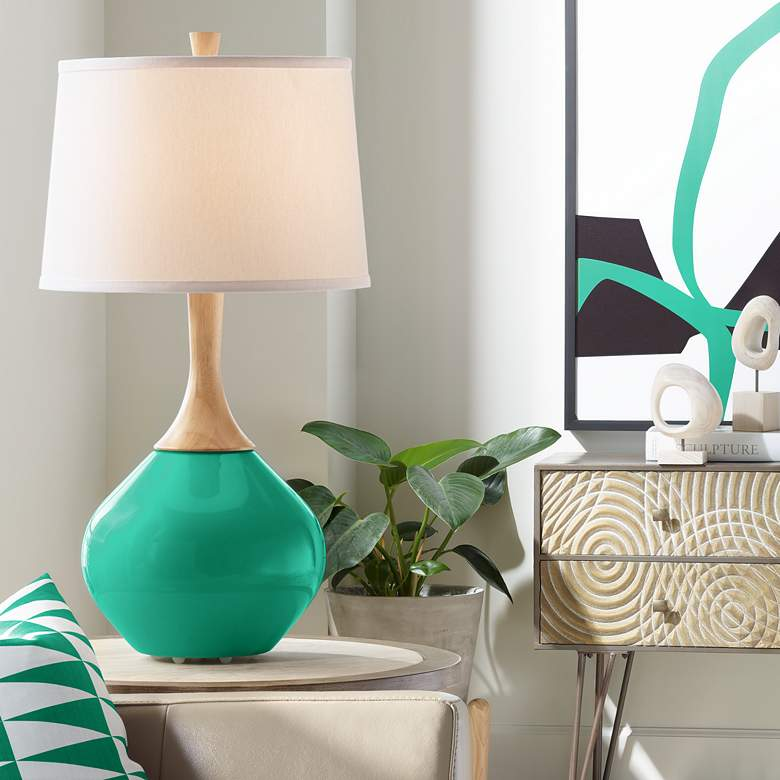 Leaf Wexler Table Lamp