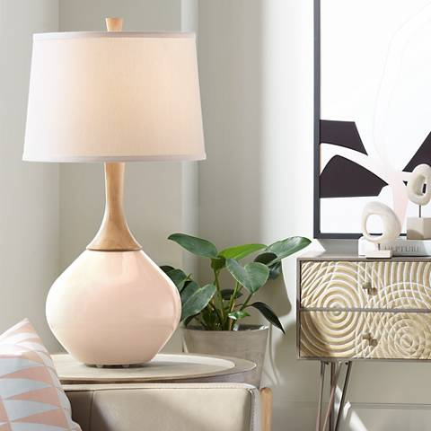 Linen Wexler Table Lamp