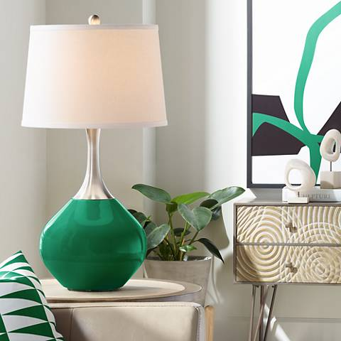 Greens Spencer Table Lamp