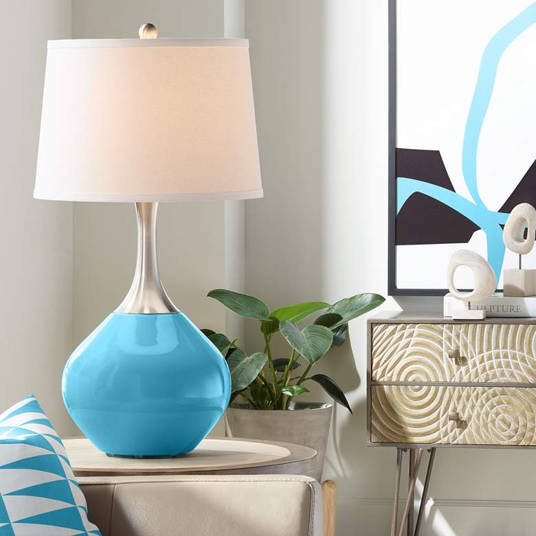 Jamaica Bay Spencer Table Lamp