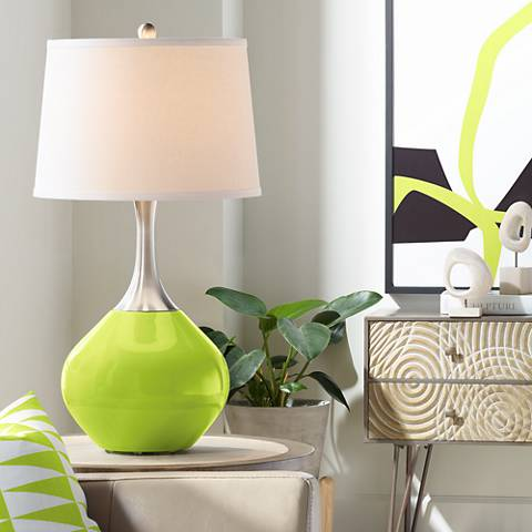 Tender Shoots Spencer Table Lamp