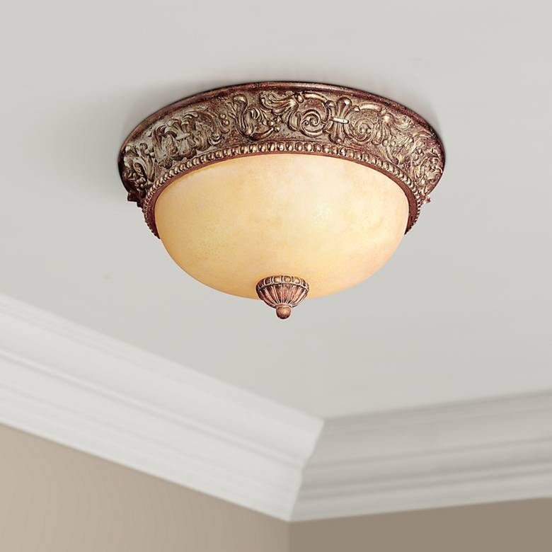 "Belcaro Collection 15 1/2"" Wide Ceiling Light Fixture"