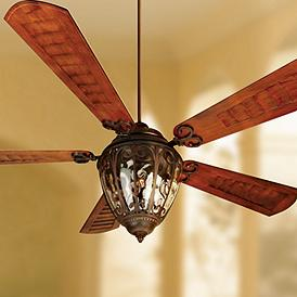 70 Craftmade Olivier Aged Bronze Outdoor Ceiling Fan