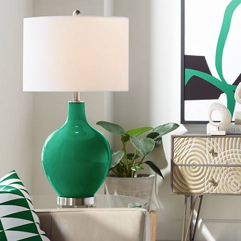 Greens Ovo Table Lamp