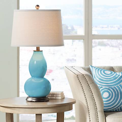 Nautilus Double Gourd Table Lamp