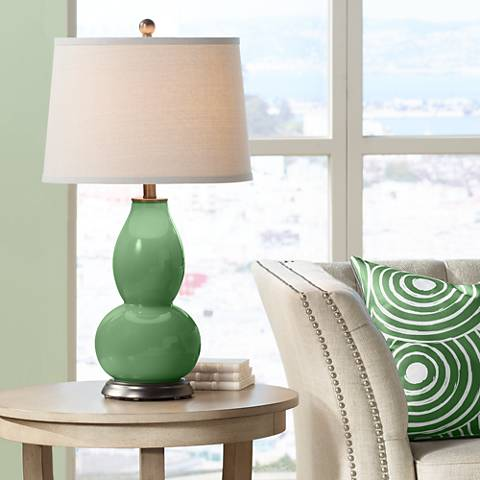 Garden Grove Double Gourd Table Lamp