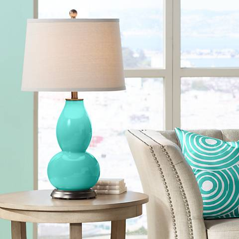 Synergy Double Gourd Table Lamp