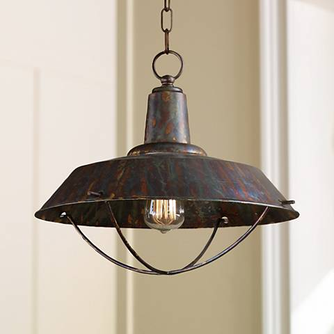 Carolyn Kinder Arcada One Light Pendant