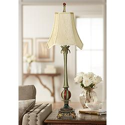 Whimsical Elegance Buffet Table Lamp